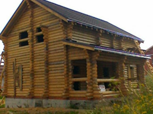Дом 11 х 11